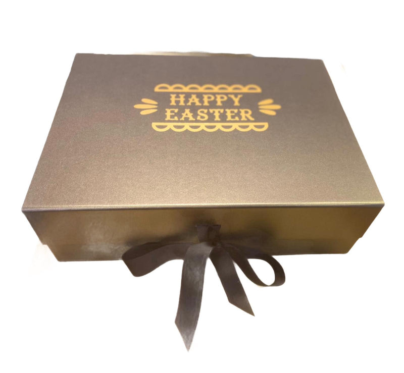 Easter Magic Gift Hamper Occassionz Ltd. With Personalised Gift Box