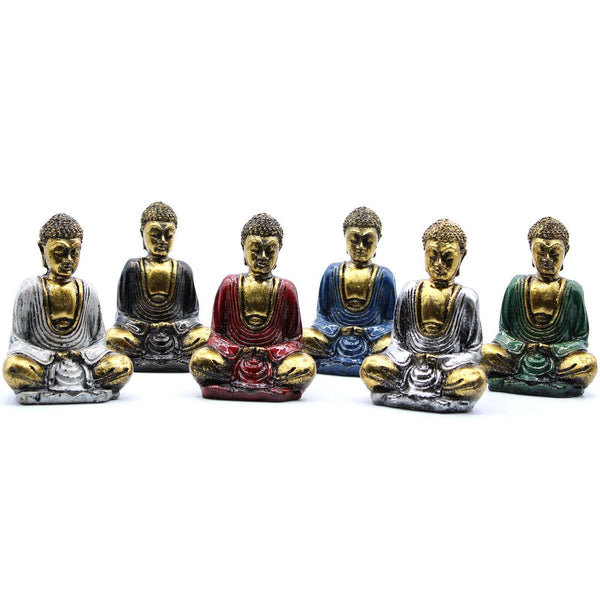 Gold Mini Buddha Ancient