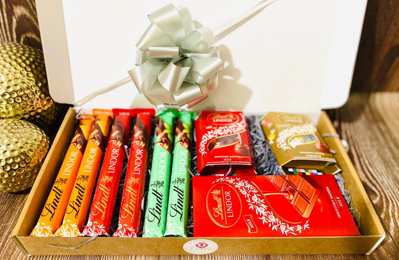 Lindt Delight Gift Hamper Occassionz Ltd.