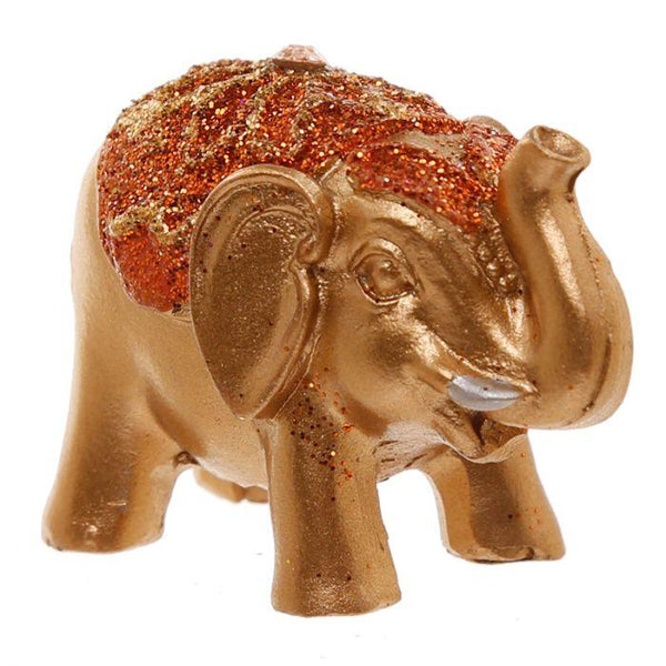 Mini Metallic Glitter Lucky Elephant Collectable Puckator