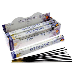 Stamford Hex Aromatherapy Incense Sticks - Stress Relief Occassionz Ltd.