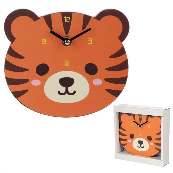 Tiger Shaped Picture Clock Occassionz Ltd.