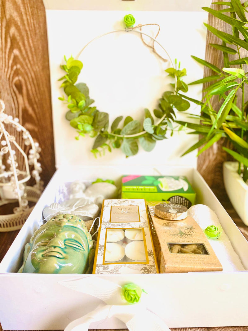 "Wellbeing Rejuvenating Gift Hamper - ""Feel Better, Stay Healthy"" Occassionz Ltd."
