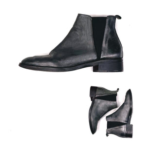 Primary Photo - BRAND:    VERA GOMMASTYLE: BOOTS ANKLE COLOR: CHARCOAL SIZE: 7 OTHER INFO: VERA GOMMA - FINAL SALE SKU: 175-175111-20204