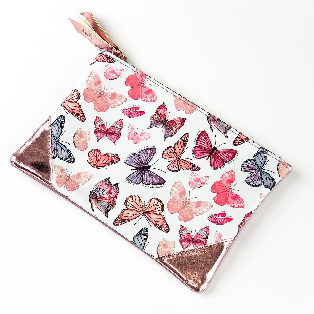 Ipsy Bag (New) - Butterflies