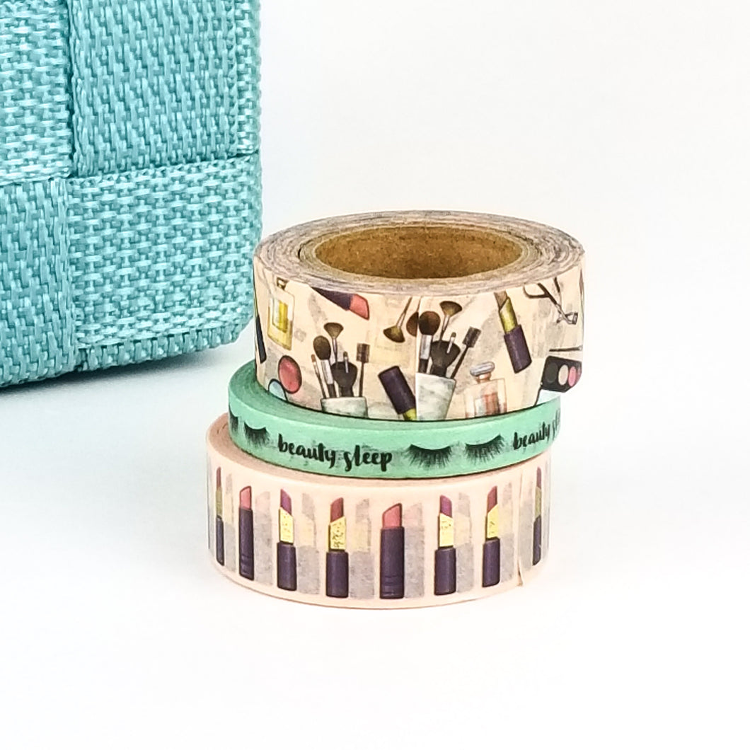 Washi Makeup Trio