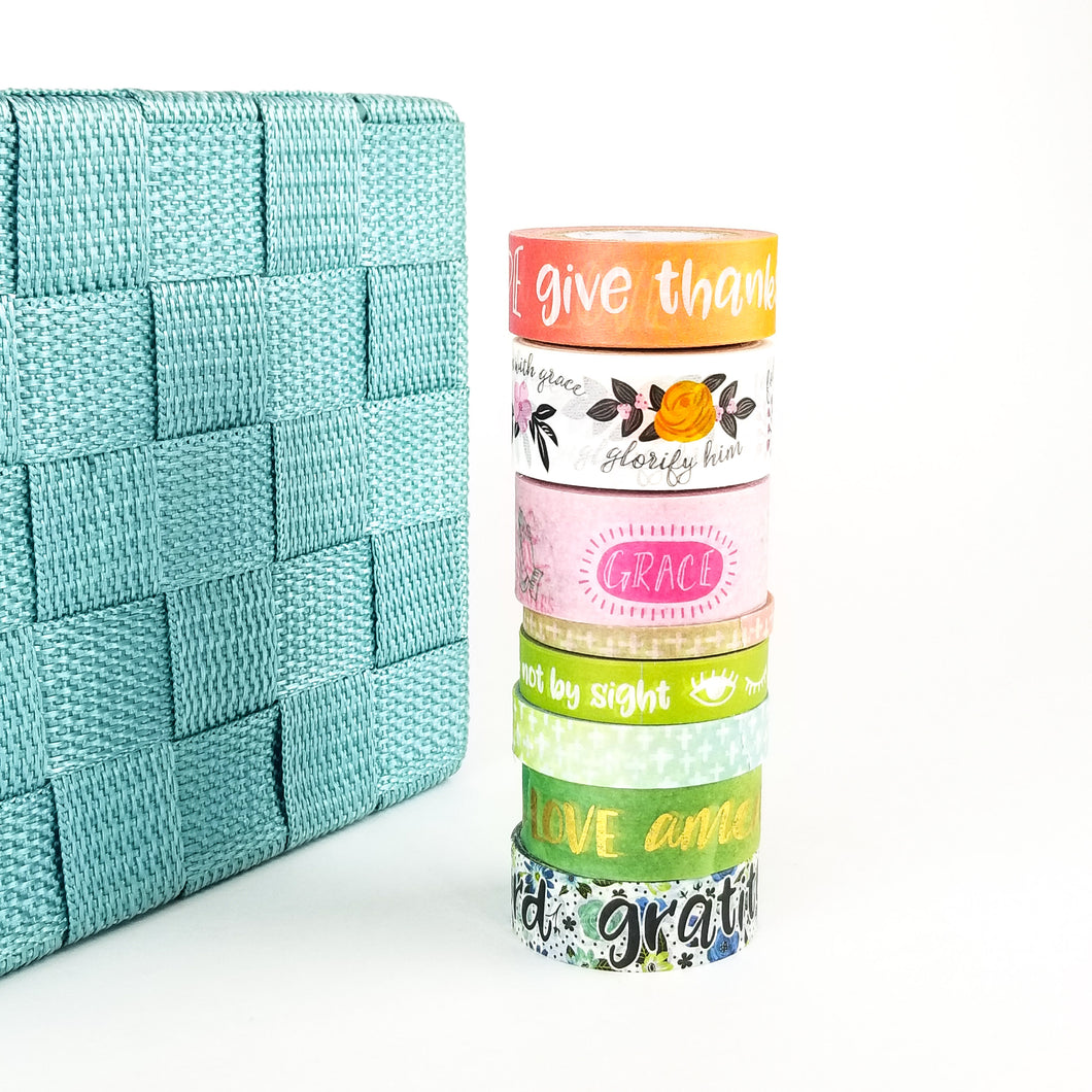 Washi Faith Set #2