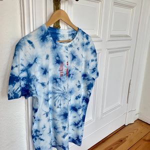 Batik-Shirt »INHALT« (Wetter x Kammerspiele LIMITED) SOLD OUT