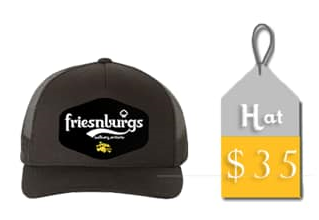 Friesnburgs Hat