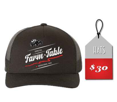 Farm to Table Hat
