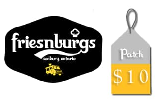 Friesnburg Patch