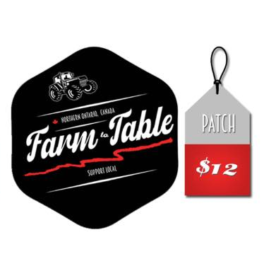 Farm to Table Patch