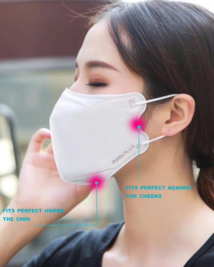 Fashion Surgical Mask 4 Layers