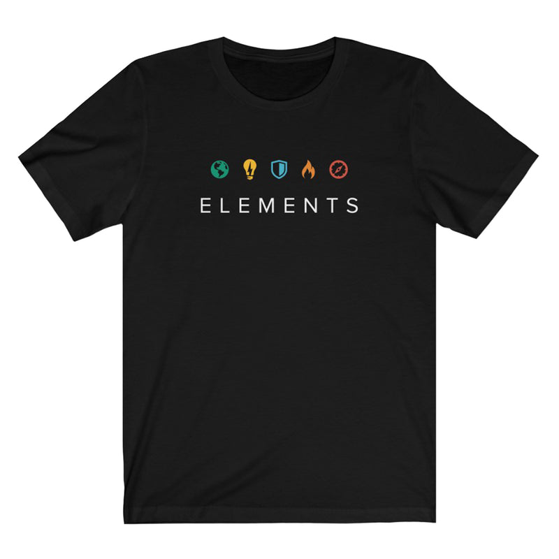 HowMoneyWorks® ELEMENTS T-Shirt