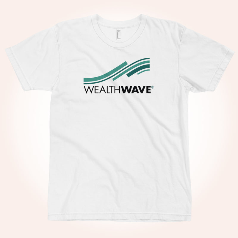 WealthWave Logo Two Color T-Shirt