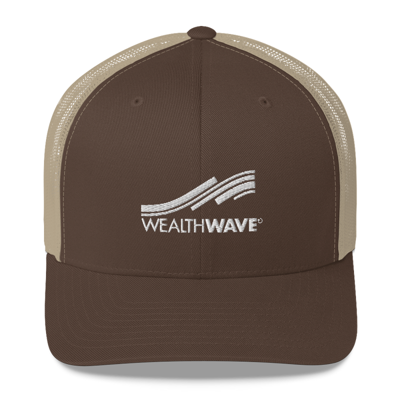 WealthWave Logo Trucker Hat