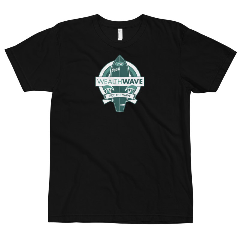 WealthWave Ride The Wave T-Shirt
