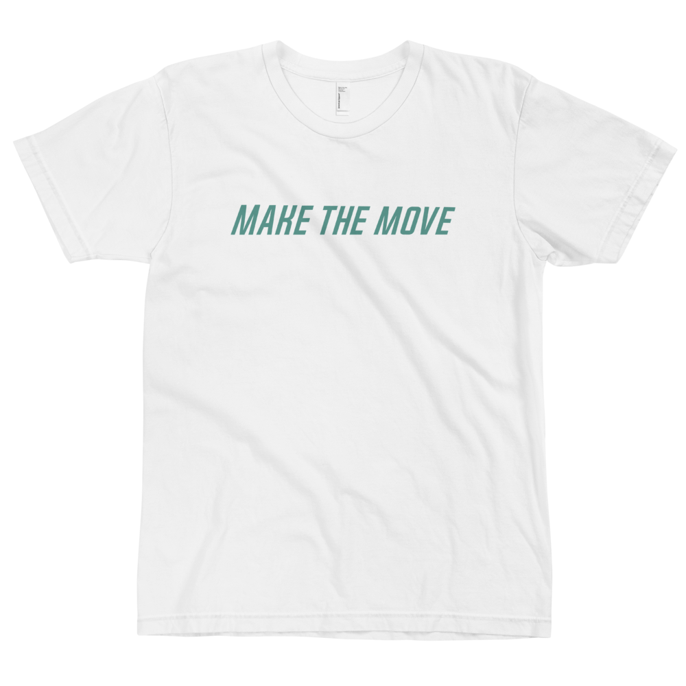 e2E Make The Move T-Shirt