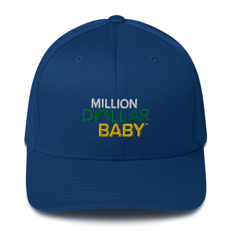MillionDollarBaby Fitted Baseball Hat