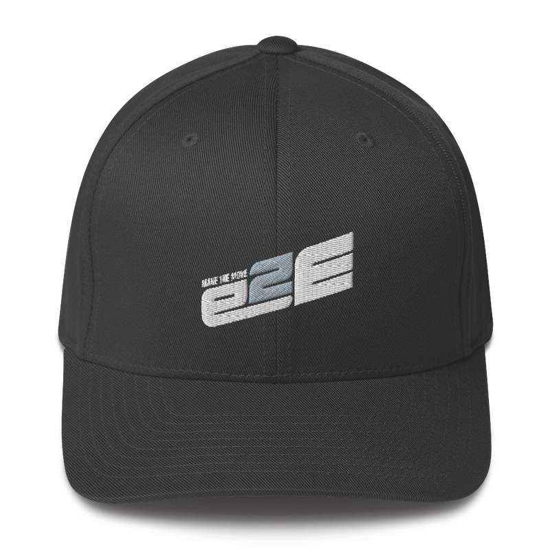 e2E Fitted Baseball Hat