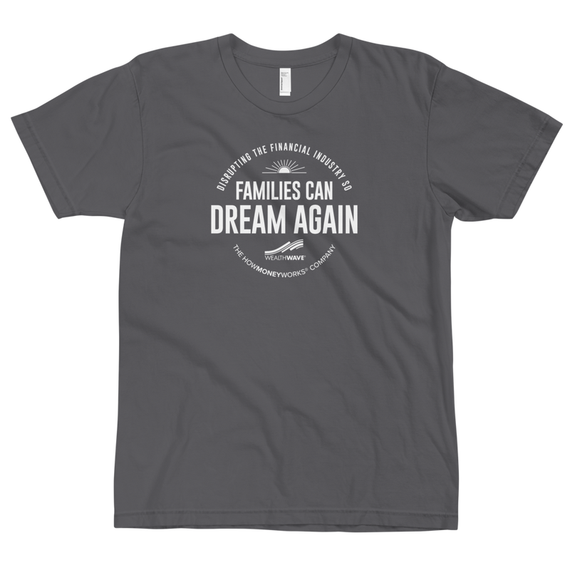 WealthWave Dream Again T-Shirt