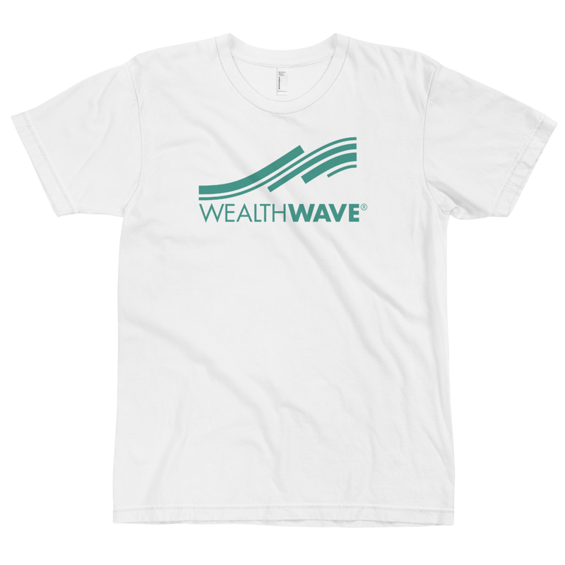 WealthWave One Color Logo T-Shirt