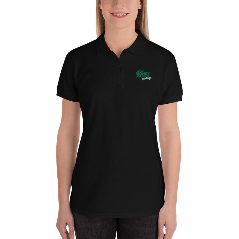HowMoneyWorks Challenge Women's Polo Shirt