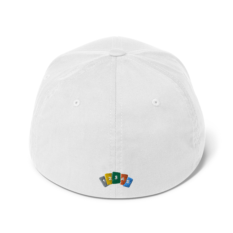 HowMoneyWorks Challenge Fitted Baseball Hat