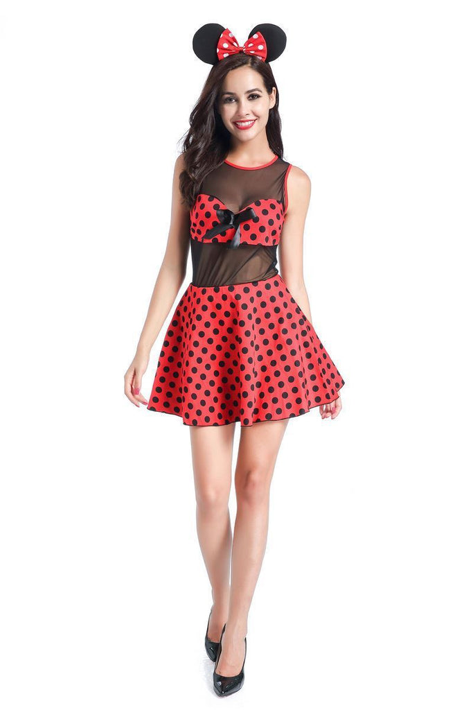 New fairy tale princess role-playing Minnie plus size costumes