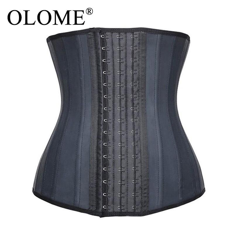 Latex Waist Trainer Slimming Underwear Cincher Corset Slimming Belt Modeling Strap Shapers Body Shaper Slimming Latex Corset