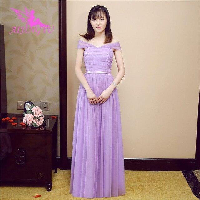 AIJINGYU Sexy Elegant Dress Women for Wedding party bridesmaid dresses Online store for sale