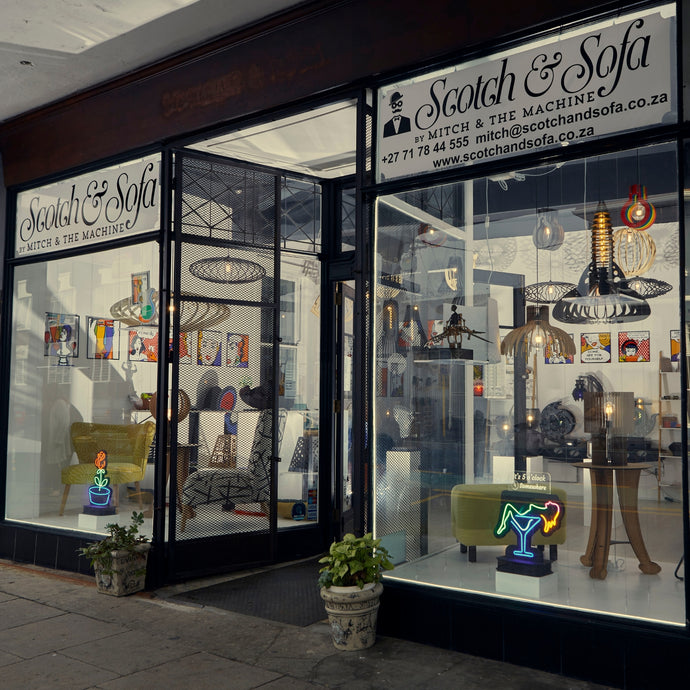 Visited Scotch & Sofa in Woodstock, Cape Town yet?