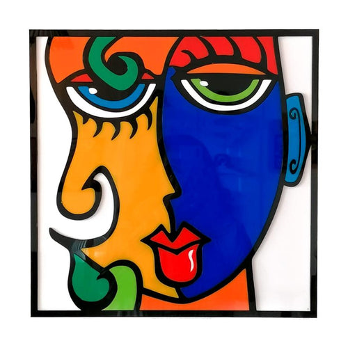 Smooch Pop Art from Scotch & Sofa.