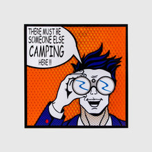 Load image into Gallery viewer, Camping Pop Art