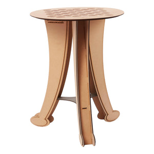 Chess Side Table from Scotch & Sofa.