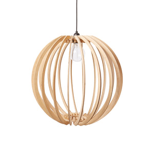 City Ball Pendant Light from Scotch & Sofa made with Birch Plywood.