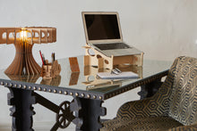 Load image into Gallery viewer, Coin Desk table from the alternative home decoration shop, Scotch & Sofa.