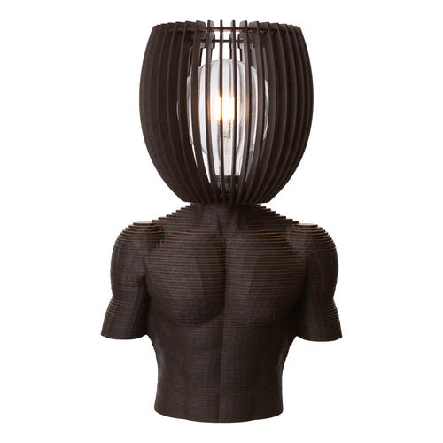 Male Sculpture Lamp from Scotch & Sofa.