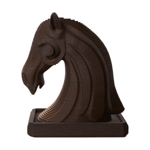 Mounted Horse Head Sculpture from Scotch & Sofa.