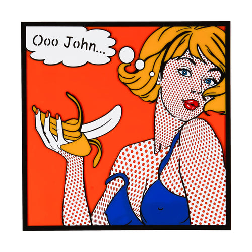 Ooo John Pop Art from Scotch & Sofa.