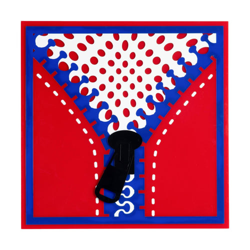 Zipper Pop Art from Scotch & Sofa.