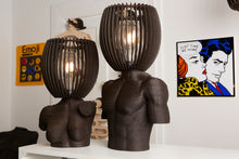Load image into Gallery viewer, Sculpture Lamps from Scotch & Sofa by Mitch and the Machine.