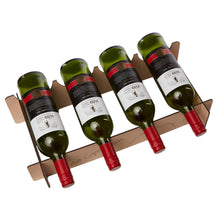 Load image into Gallery viewer, A completed wine rack of four bottles from Scotch & Sofa.