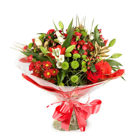 Christmas Bouquet.