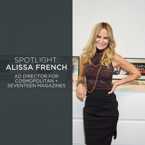 How Cosmopolitan's Alissa French Achieved Her Dream + a Work/Life Balance