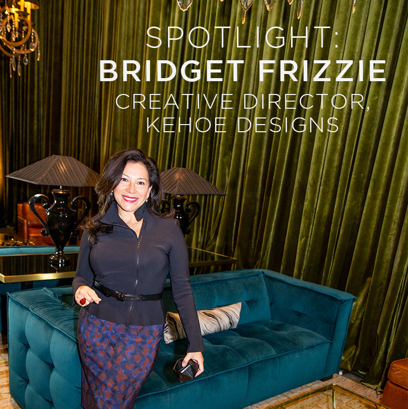 Bridget Frizzie Keeps Things Effortlessly Modern