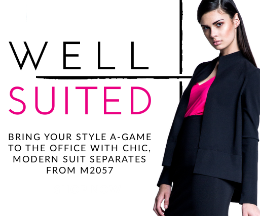 Modern and Stylish Suits