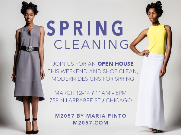 Join Us at Our Spring Fashion Open House!