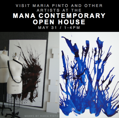 Visit Maria Pinto's Private Art and Fashion Design Studio!