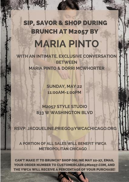 Fashion Brunch with the YWCA Chicago!